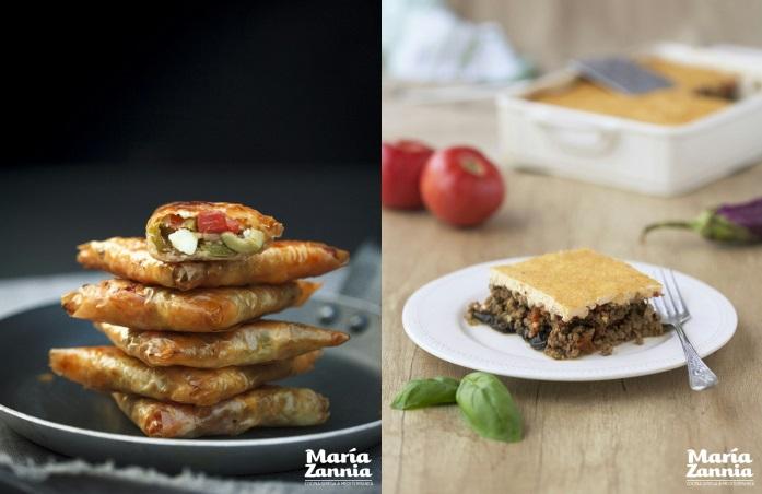 Taller de cocina griega en getxo mar a zannia for La cocina taller